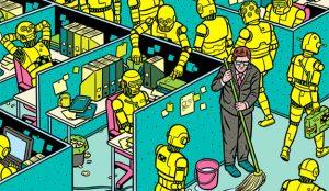 Pasando por la máquina de rayos X el impacto de la inteligencia artificial en el trabajo