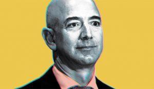 Jeff Bezos es el hombre más rico del mundo y Amancio Ortega retrocede a la sexta plaza