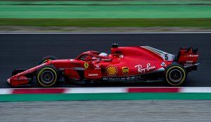 Lenovo firma un acuerdo de patrocinio con Ferrari
