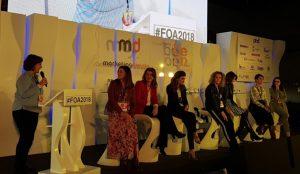 Liderazgo femenino: romper el techo de cristal en la industria marketera a golpe de talento