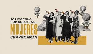 Ambar celebra el papel de la mujer en la historia de la cerveza