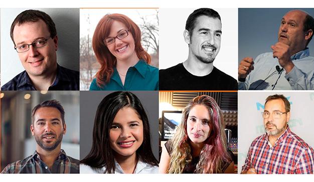 Estos son los ponentes del primer día de The Inbounder Global Conference 2018