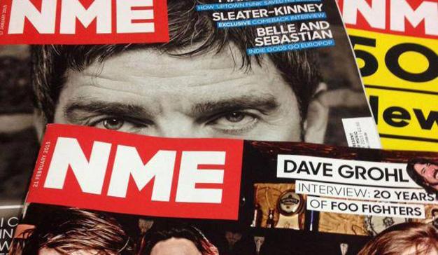 Tras años 66 de historia, la revista musical NME dice adiós a su edición impresa