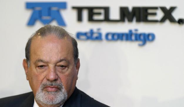 El gigante de la telefonía mexicana, TELMEX, se parte en dos