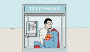 7 (heroicas) charlas TED que le pondrán la capa de Supermán del social media marketing