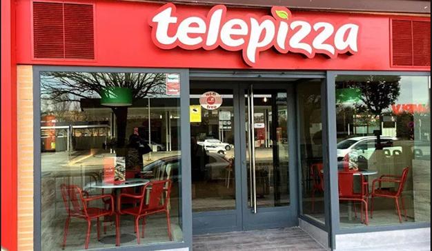 Telepizza bate su propio récord de ventas