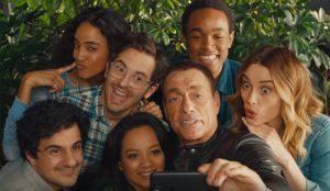 Van Damme se hace dueño y señor de los amigos ajenos en esta campaña de Tostitos