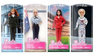 Barbie anima a las niñas de Australia a lograr puestos de liderazgo