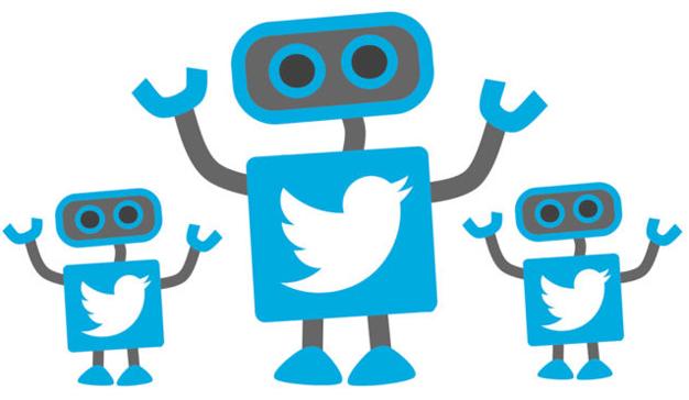 Dos tercios de los enlaces a websites populares en Twitter