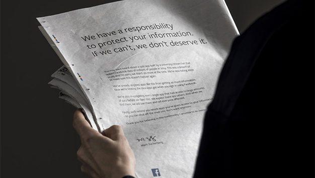 Facebook escándalo y la (mala) influencia de la industria publicitaria sobre internet