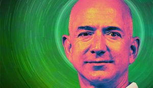 Jeff Bezos cree que su legado más importante está escrito (para la posteridad) en el espacio