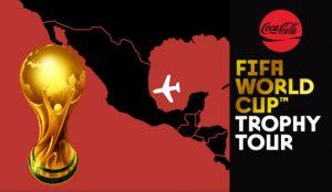 Mexicanos aficionados #ListosPara ver de cerca del Trofeo Mundial