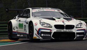 BMW convierte un coche de carreras en piezas de museo para sus fans