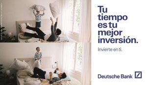Deutsche Bank lanza en España la campaña publicitaria
