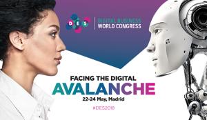 PSOE, PP, Ciudadanos y Podemos presentan su Agenda Digital en DES2018