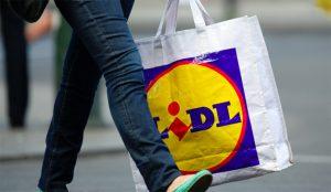 Lidl elimina para siempre las bolsas de plástico de sus establecimientos