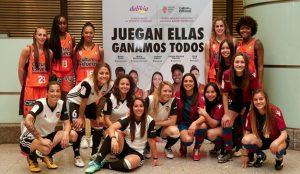 """Kids crea la campaña """"Juegan Ellas. Ganamos Todos"""" para visibilizar el deporte femenino"""
