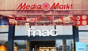Media Markt y Fnac se alían para plantar cara a Amazon (y escapar de su gigantesca sombra)