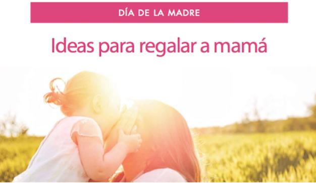 Si aún no tiene regalo para el Día de la Madre, quizá lo encuentre entre estas opciones