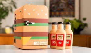 McDonald's subasta tres botellas de su salsa secreta con un buen propósito