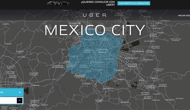 ¿Apostará UBER por peseros en la Ciudad de México?