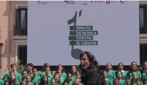 La lucha contra el cáncer ya tiene un himno: