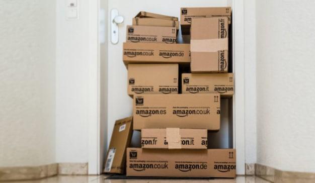 Amazon lanza su propia franquicia de logística para debilitar a las empresas de mensajería