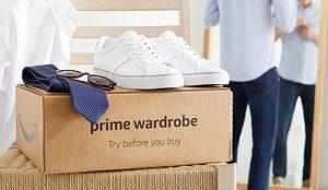 Amazon permitirá en Estados Unidos probar la ropa antes de comprarla