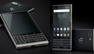 Llega BlackBerry KEY2 para hacer renacer el icono