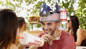 Burger King y Budweiser celebran el 4 de julio reinventando el clásico