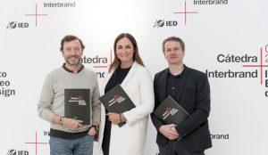 Interbrand llega a un acuerdo con IED Madrid para ofrecer su propia Cátedra