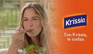 Martina Klein se cuida con Krissia® en su nueva campaña