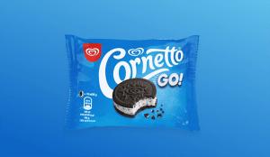 Cornetto lanza al mercado  Cornetto Go acompañado de una gran duda