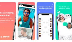 Crown, la app que convierte las relaciones amorosas en una competición
