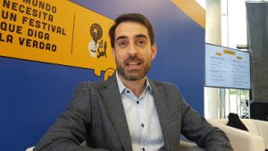 El Sol 2018: Entrevista a Alfonso Fernández (Samsung)