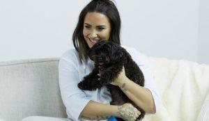 Demi Lovato encuentra el equilibrio vital en esta campaña de Core