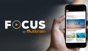 Outbrain presenta FOCUS, su nuevo formato de vídeo marketing