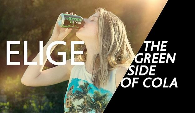 Green Cola lanza una nueva campaña en medios digitales y redes sociales