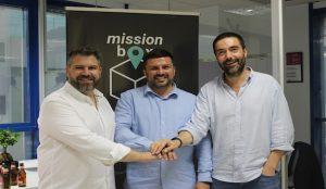 La startup Mission Box aumenta su presencia en el Levante absorbiendo a la empresa valenciana Mens Eat