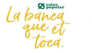 Caixa Popular, primer anunciante de la nueva cadena de televisión À Punt