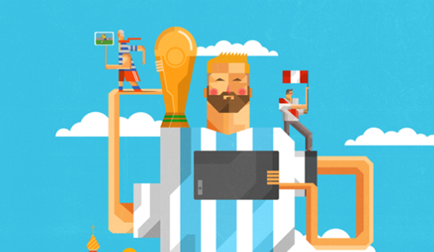 El Mundial de Rusia, la oportunidad perfecta para exprimir al máximo la estrategia mobile