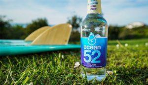 Ocean 52, la nueva marca de bebidas lanzada por exdirectivos de Danone, Schweppes y Coca-Cola