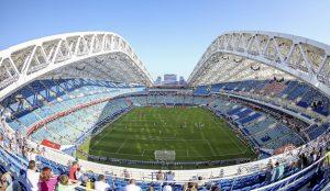 El Mundial de Rusia arranca este jueves con un gran compromiso de sostenibilidad