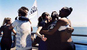 Adidas donará un dólar por kilómetro recorrido a Parley for the oceans