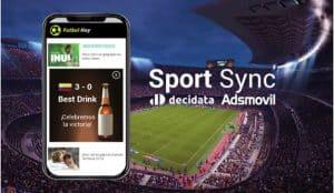 Decidata y Adsmovil lanzan campañas de publicidad móvil sincronizadas con el mundial de fútbol