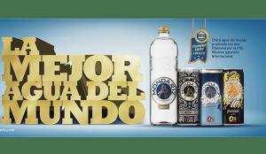 Aguas de Mondariz gana Superior Taste Award por el sabor de las dos variedades de agua