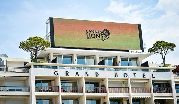 Clear Channel Outdoor mostrará todo su potencial en el Festival de Cannes Lions