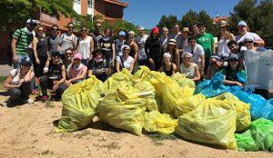 Dentsu Aegis Network se une a la gran recogida de basura