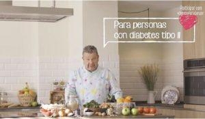 #DiabetesPorTuCorazón lanza un concurso de recetas aptas para personas con diabetes tipo 2