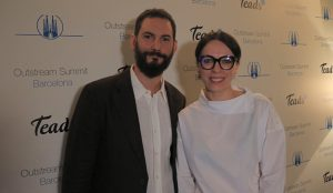 Entrevista a Gabriela Vasile y Roger Calaf (Outstream Summit de Teads)